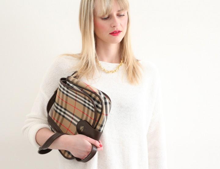 Back to basics: By Malene Birger knit