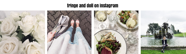 Fringe and Doll on Instagram 1