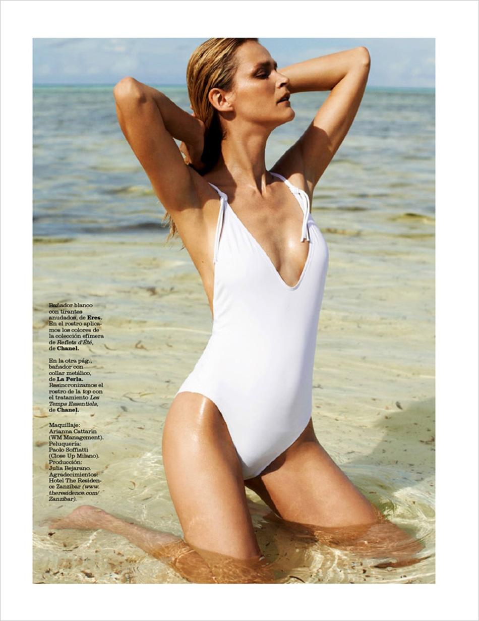 Marie Claire Spain - Julio 2014