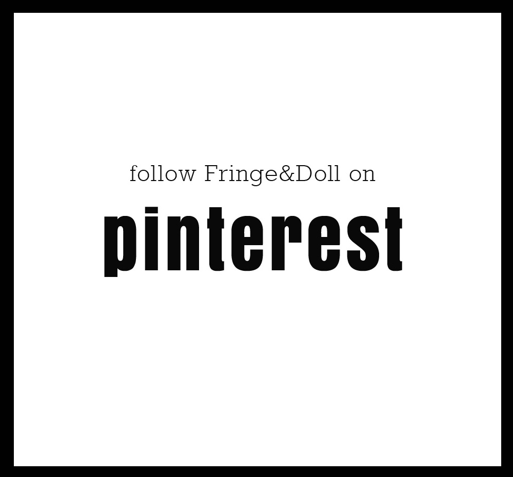 pinterest ready FringeDoll
