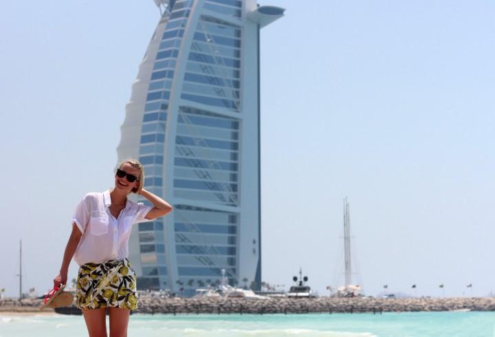 Dubai look