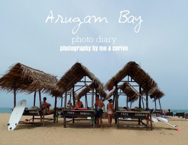 Arugam Bay Photo Diary
