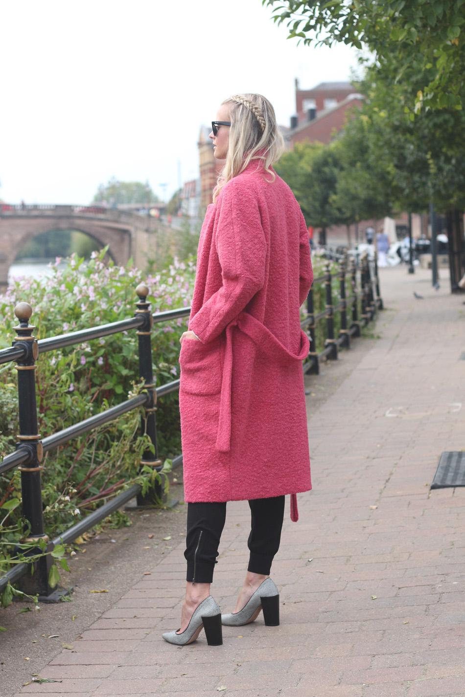 Fringe and Doll Pink Teddy Coat IMG_5872