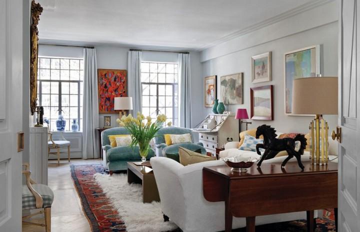 Sunday Salt & Spicy: New York Apartment