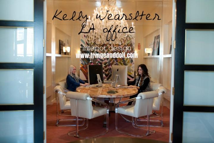 Sunday Salt & Spicy: Kelly Wearstler LA Office