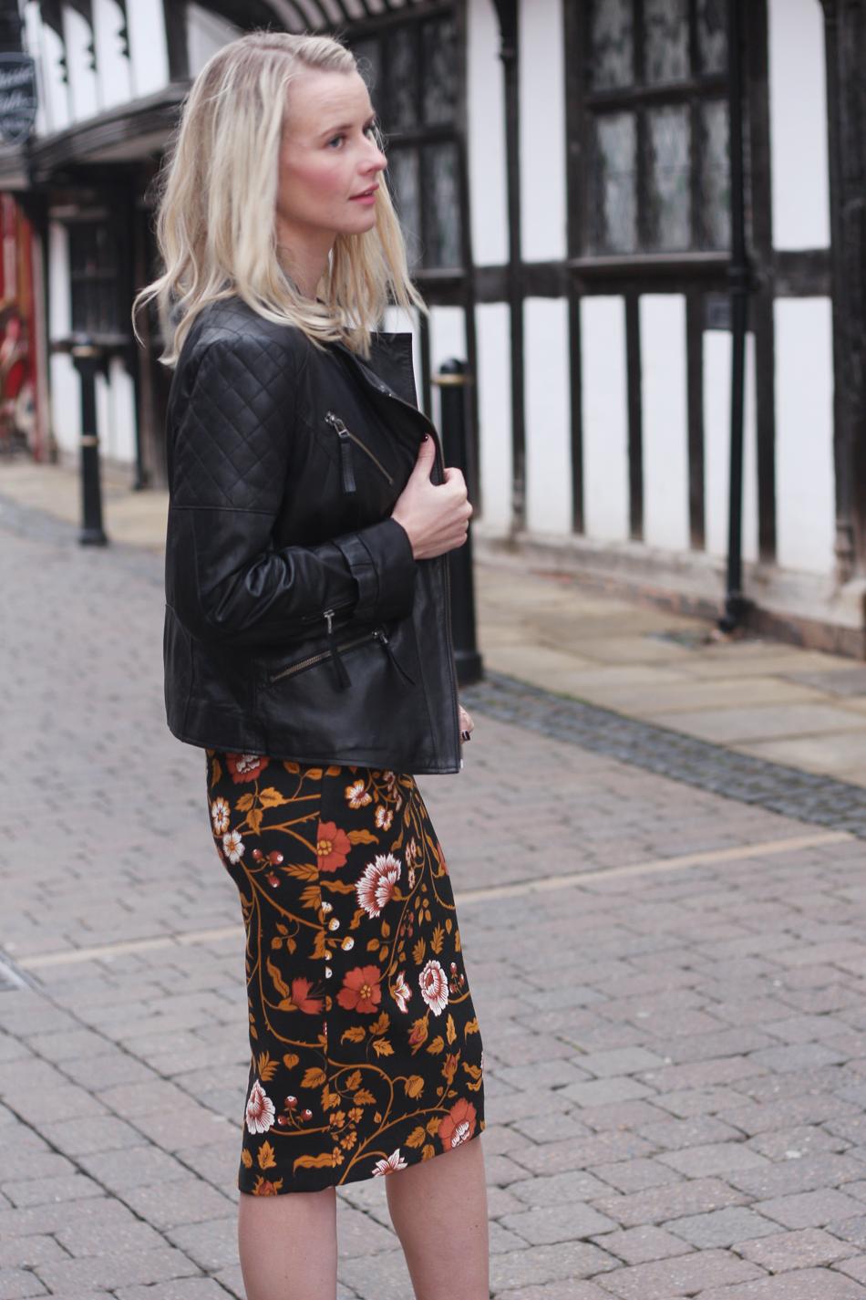 Fringe and Doll BMB floral Skirt IMG_6497