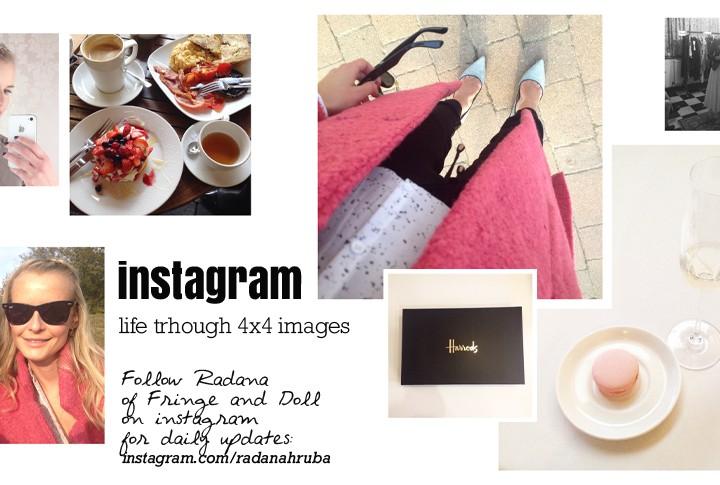 Instagram Catch Up