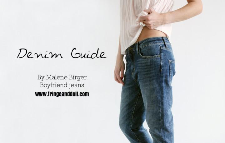 Denim Guide: By Malene Birger jeans
