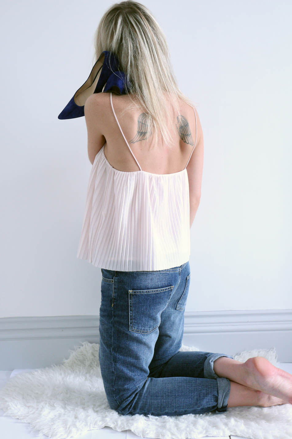 Fringe and doll By Malene Birger jeans IMG_5645