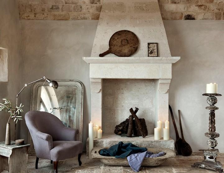 Sunday Salt & Spicy: Italian Rustic Interior