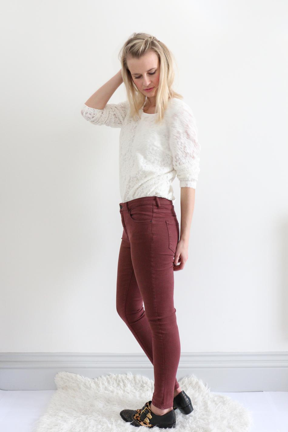 Fringe and Doll Denim Guide AV Red Jeans IMG_7203