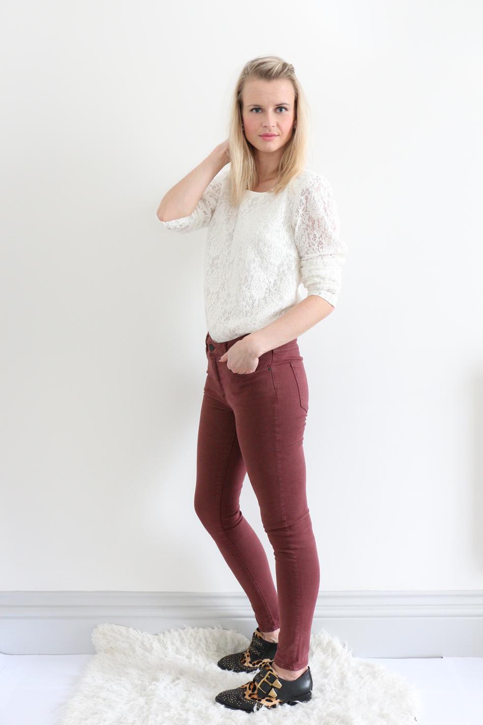 Fringe and Doll Denim Guide AV Red Jeans IMG_7241