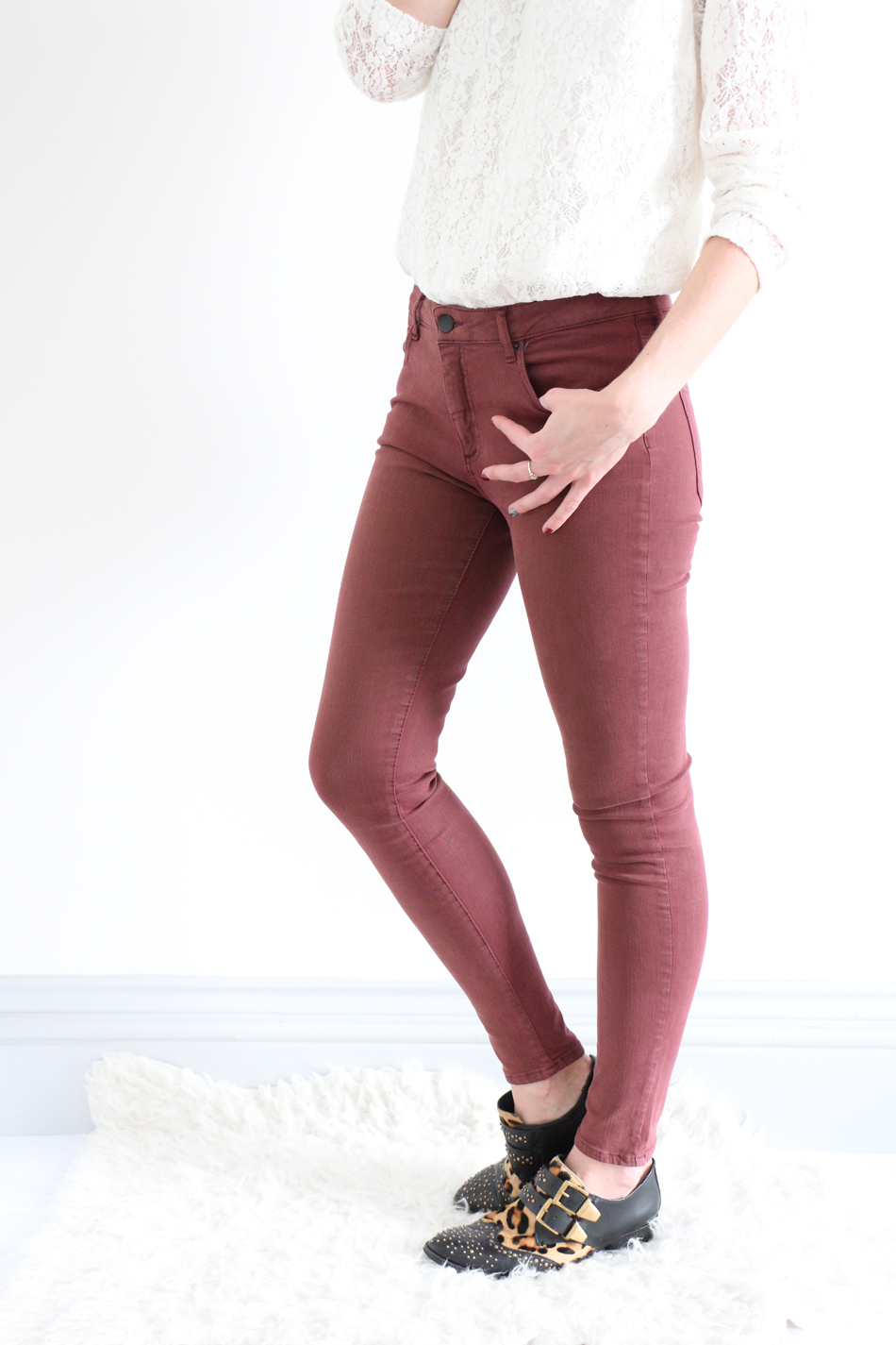 Fringe and Doll Denim Guide AV Red Jeans IMG_7302