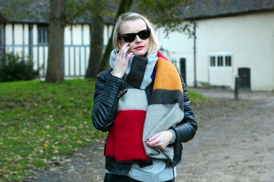 Fringe and Doll Zara Scarf Look IMG_8061