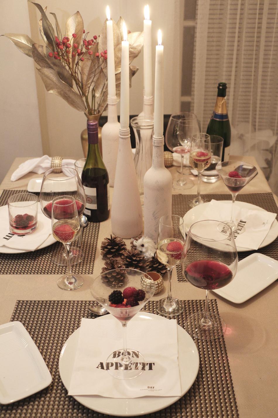 Fringe and Doll Christmas table 2014 IMG_9863