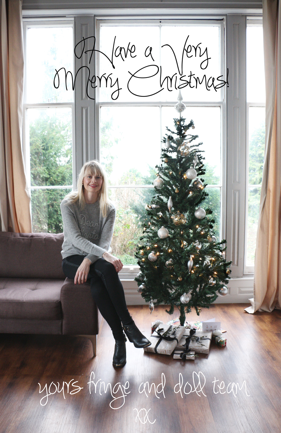 Merry Christmas Fringe and Doll 2014 950px
