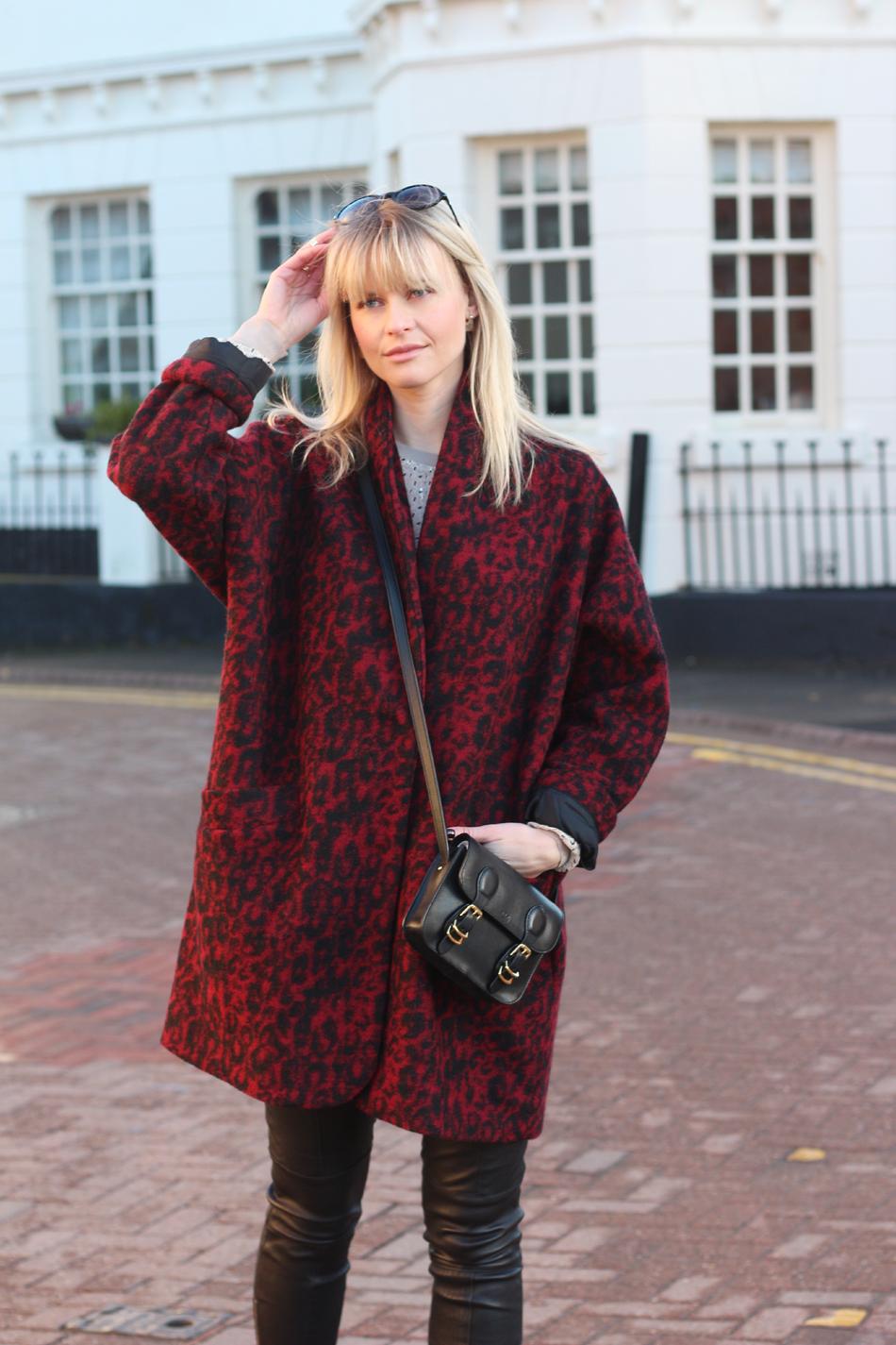 Fringe and Doll Leopard Coat IMG_9624