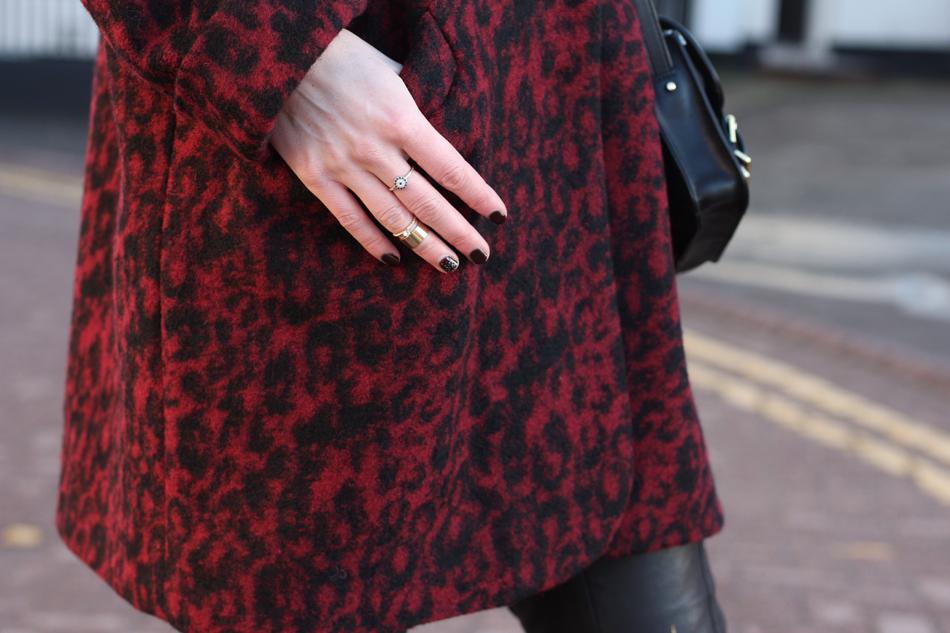 Fringe and Doll Leopard Coat IMG_9665