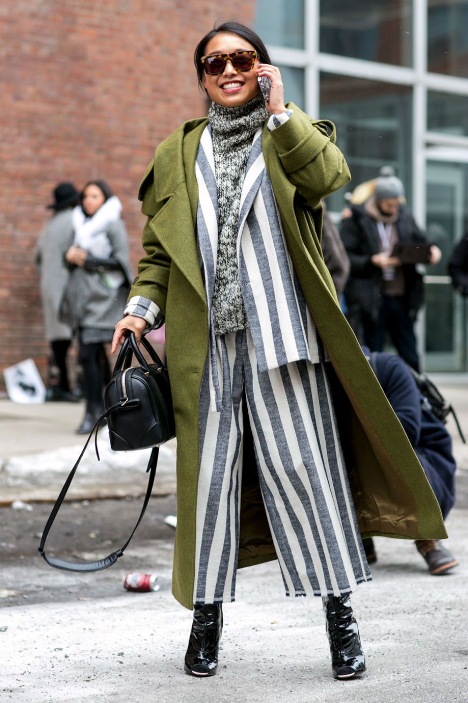 Winter fashion in nyc 79