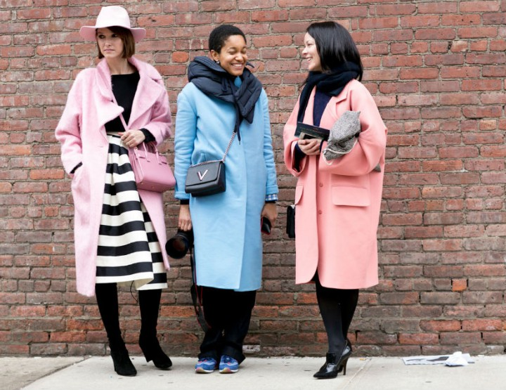 Street Style at NYFW AW15