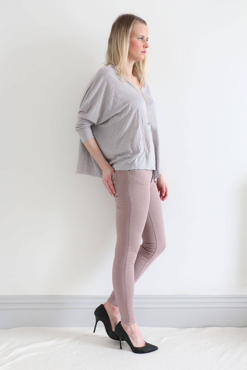 Fringe and Doll Denim Guide Pink Jeans IMG_2978