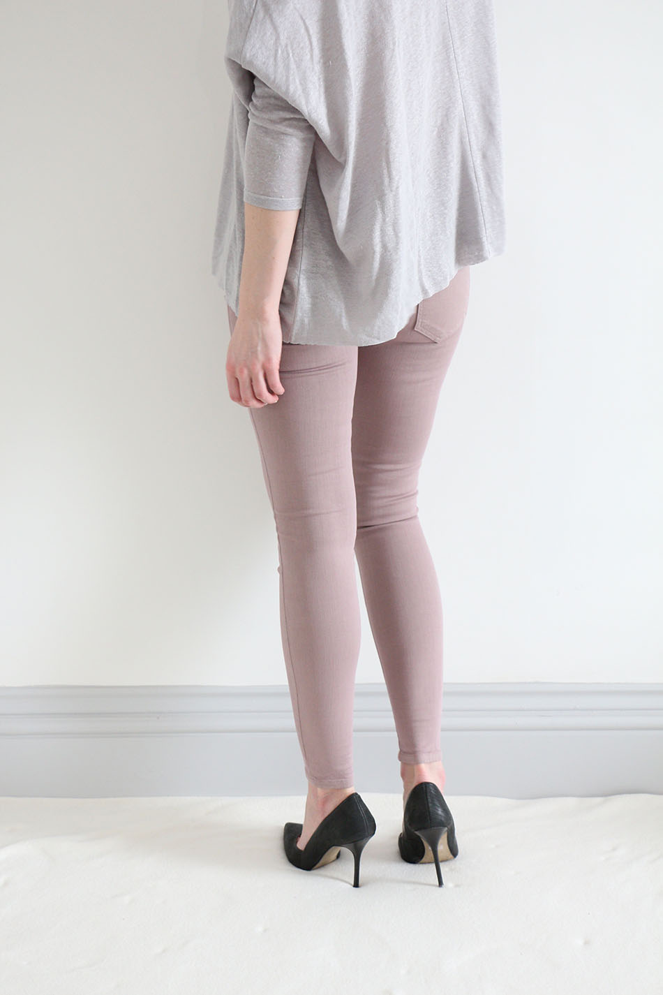 Fringe and Doll Denim Guide Pink Jeans IMG_3007