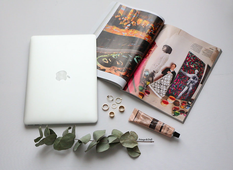 Fringe and Doll Macbook Air IMG_3314