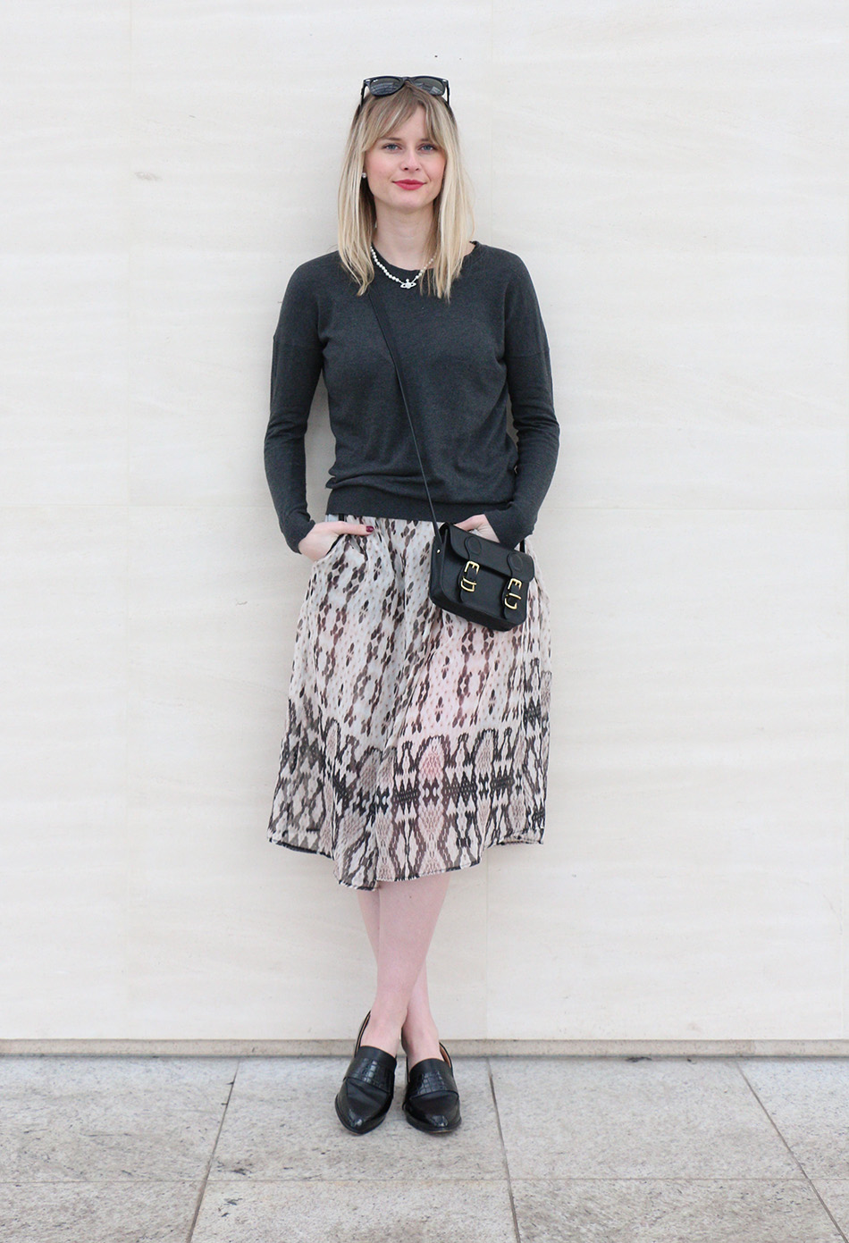 Fringe and Doll Skirt Knit look IMG_3187