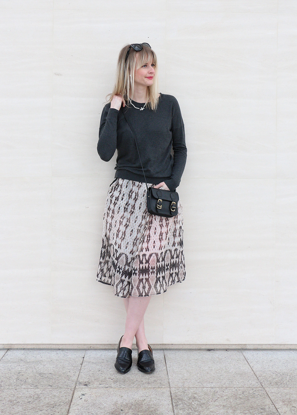 Fringe and Doll Skirt Knit look IMG_3189