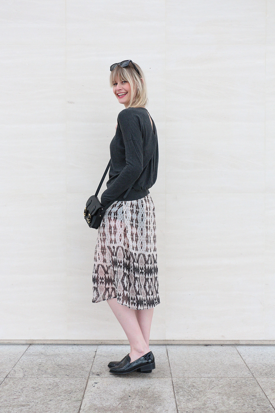 Fringe and Doll Skirt Knit look IMG_3196