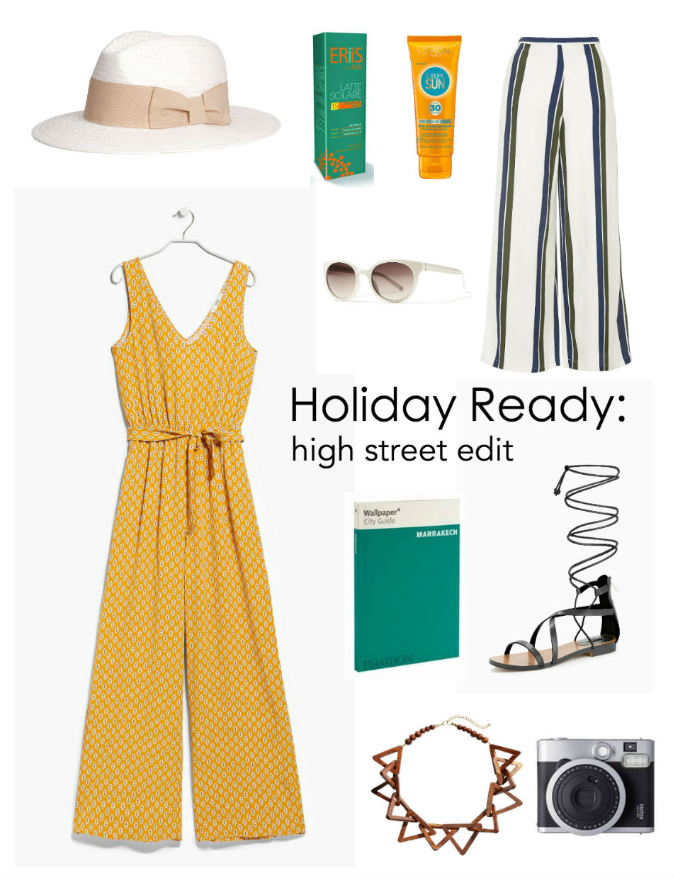 Fringe and Doll Holiday ready- High Street edit