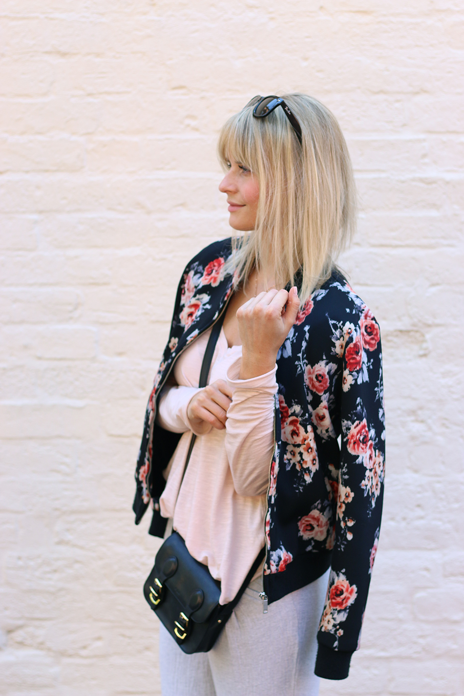 Fringe and Doll Casual Floral Look IMG_6307