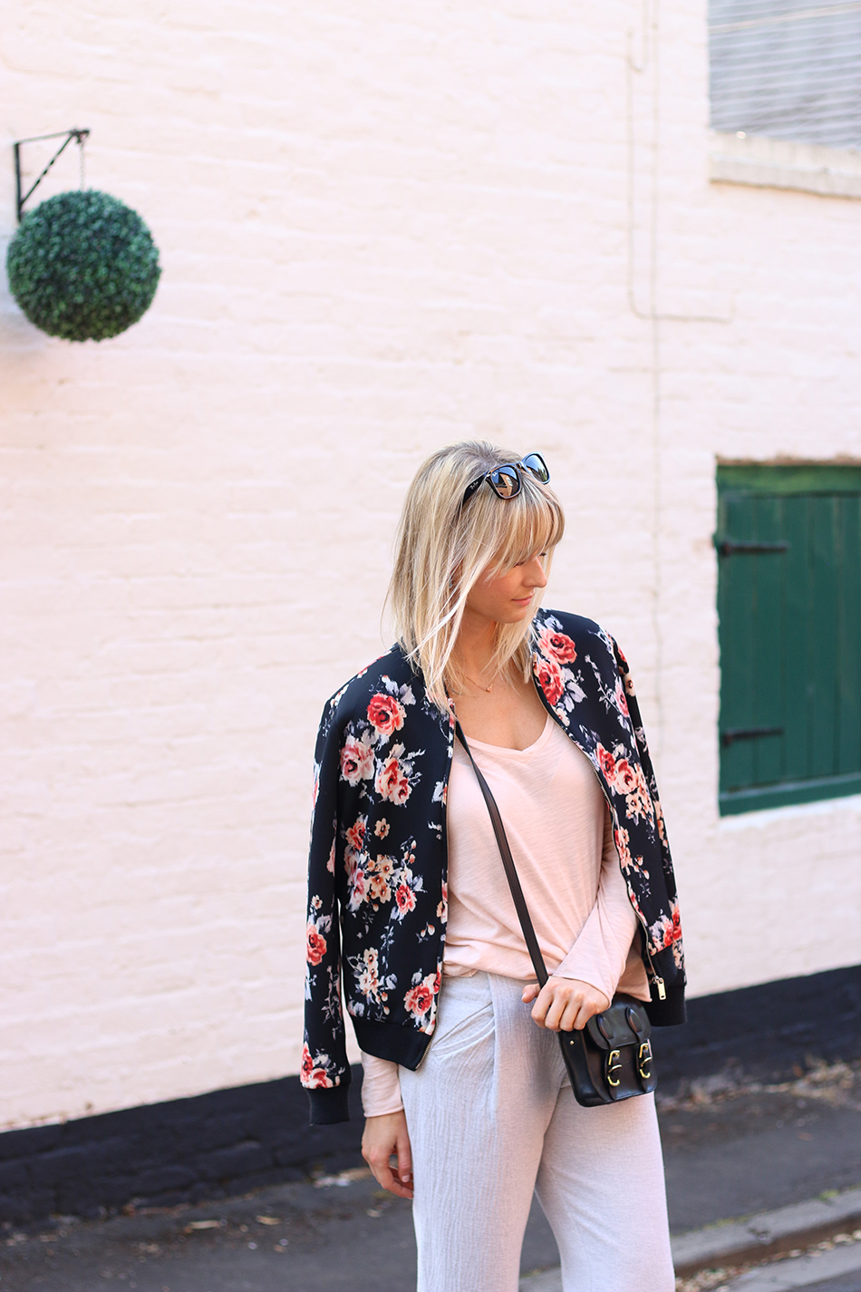 Fringe and Doll Casual Floral Look IMG_6323