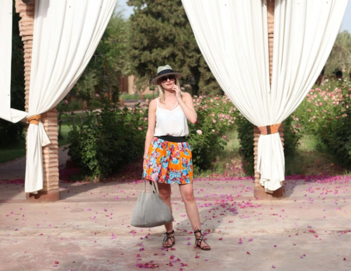 Country Club Look |Marrakech