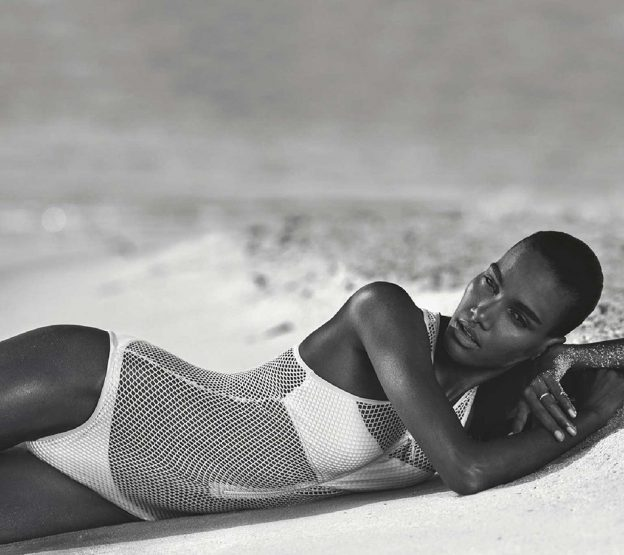 Arlenis Sosa by Chris Colls