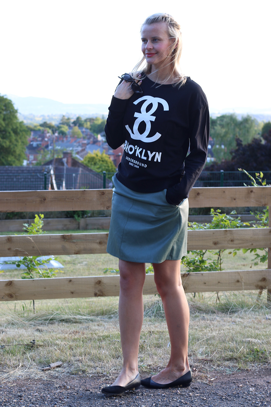 Fringe and Doll Brooklyn Sweatshirt IMG_7544
