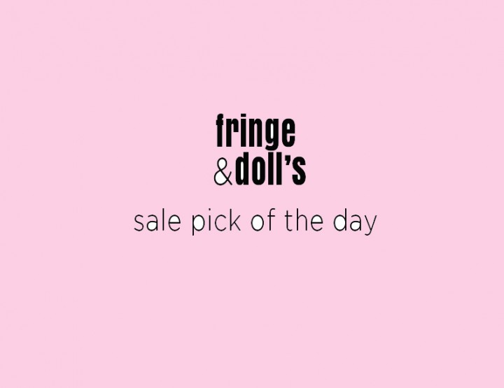 Pick of the day - SALE
