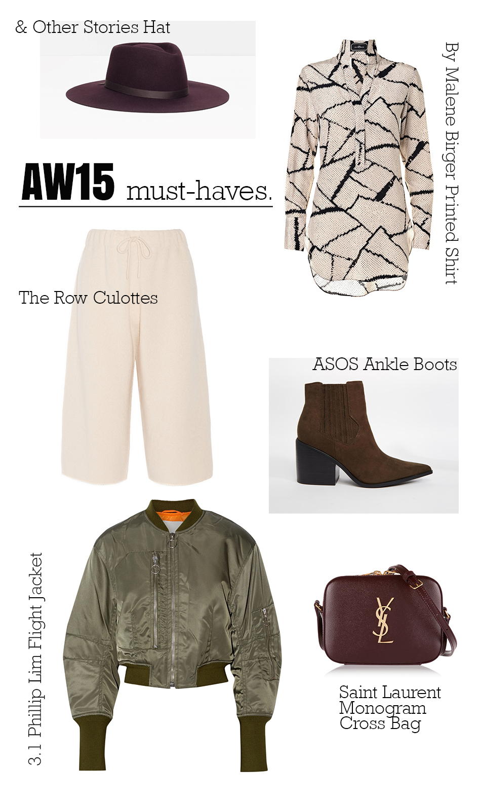 AW15 mut haves 13 August copy