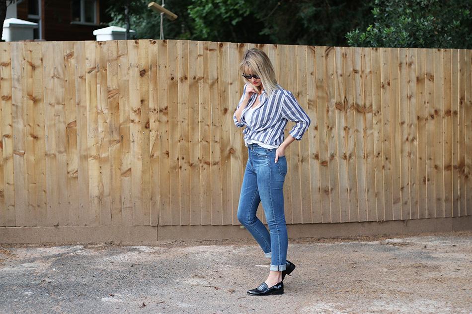 Fringe and Doll 3 ways to wear Denim on Denim IMG_8920