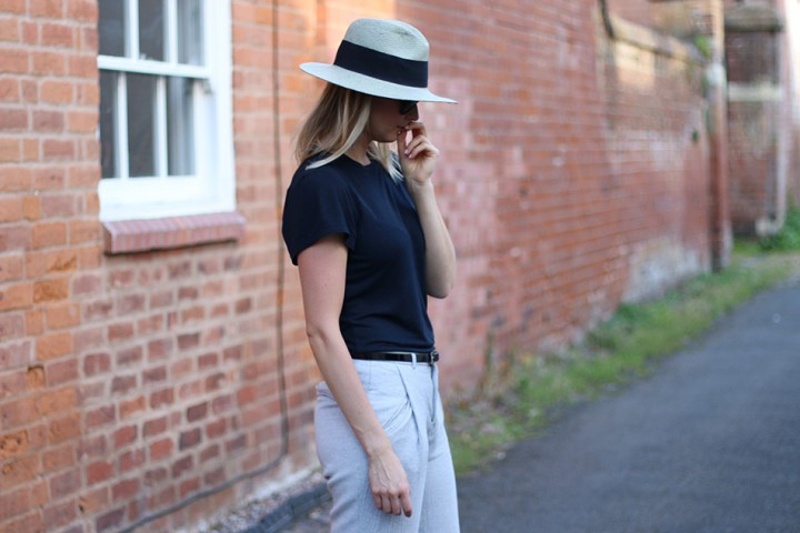Back to basics: casual weekday look