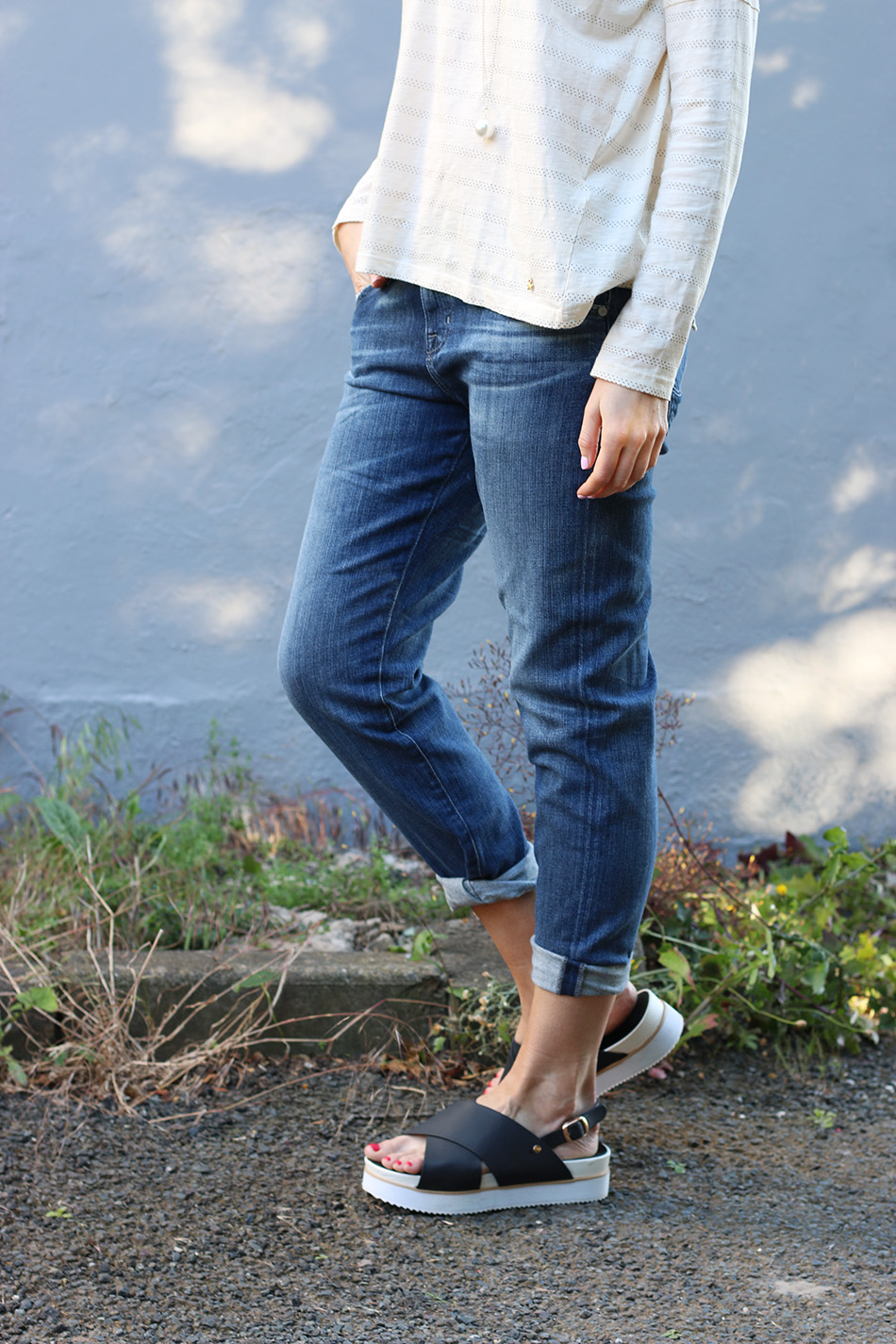 Fringe and Doll Boyfriend Jeans Ex Boyfriend SLim IMG_7303