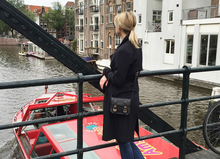 The Canal view | Amsterdam Look No.1