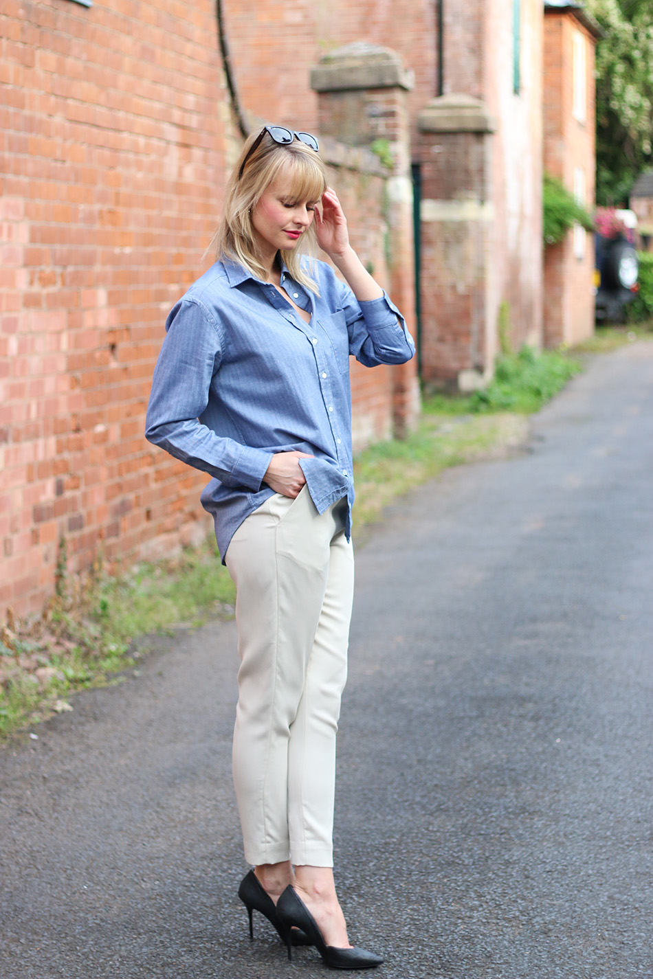Fringe and Doll relaxed trousers look IMG_8779