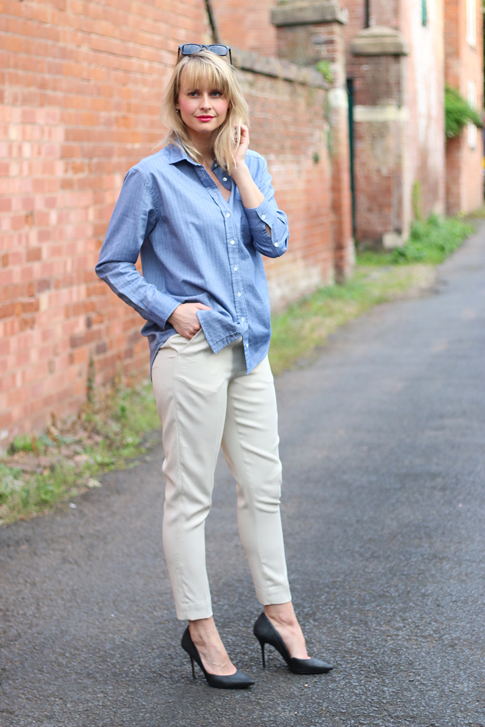 Fringe and Doll relaxed trousers look IMG_8781