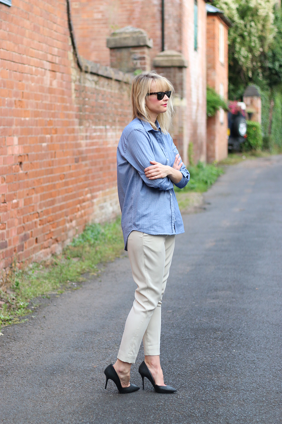 Fringe and Doll relaxed trousers look IMG_8818