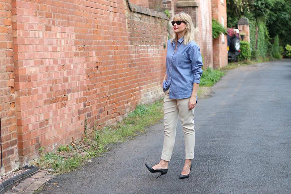 Fringe and Doll relaxed trousers look IMG_8838