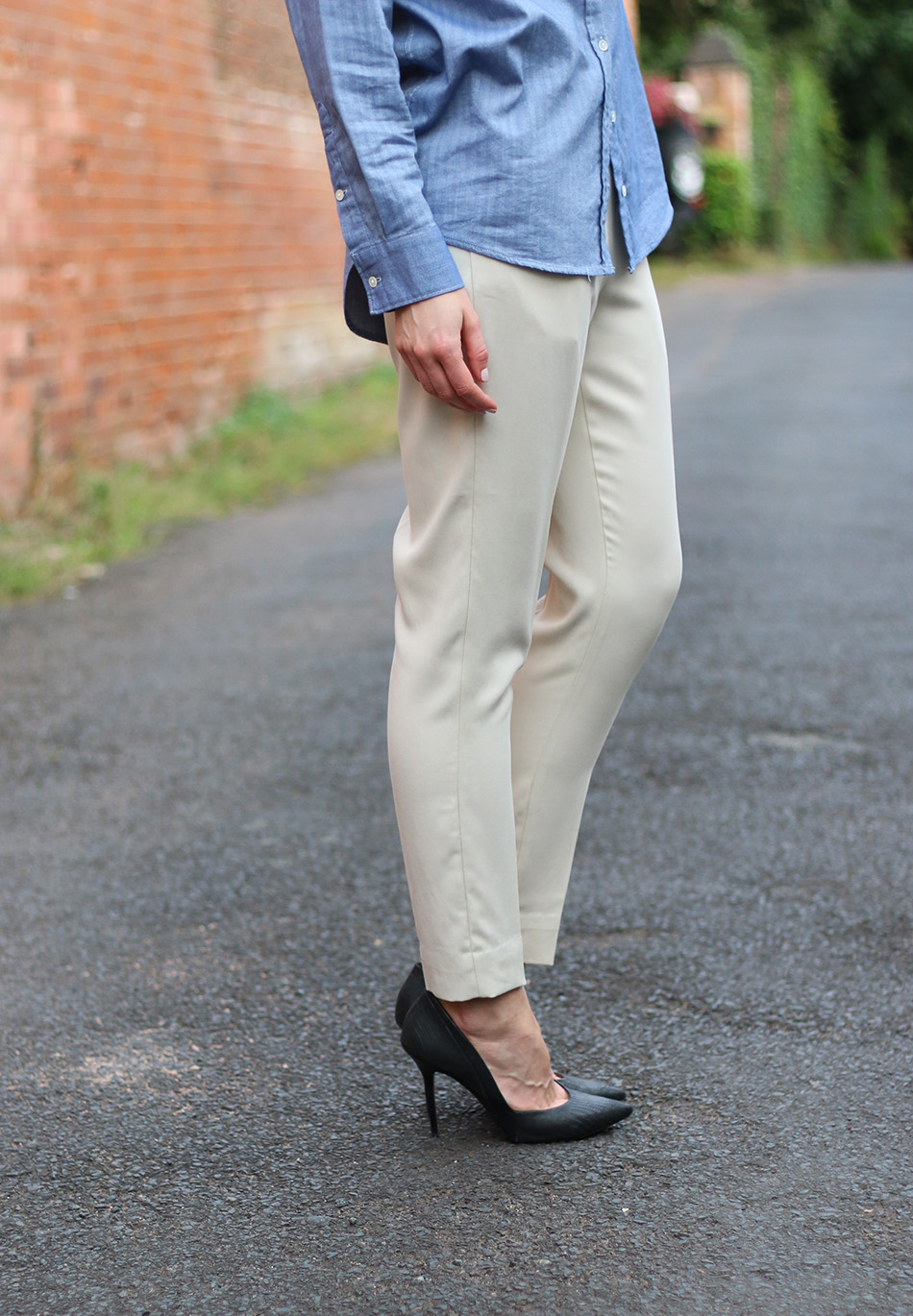 Fringe and Doll relaxed trousers look IMG_8840