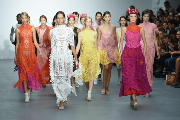 London Fashion Week SS16 Roundup