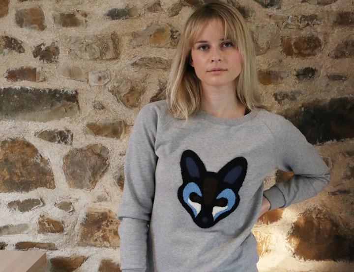 Fox Sweatshirt Look | Cornwall Barn