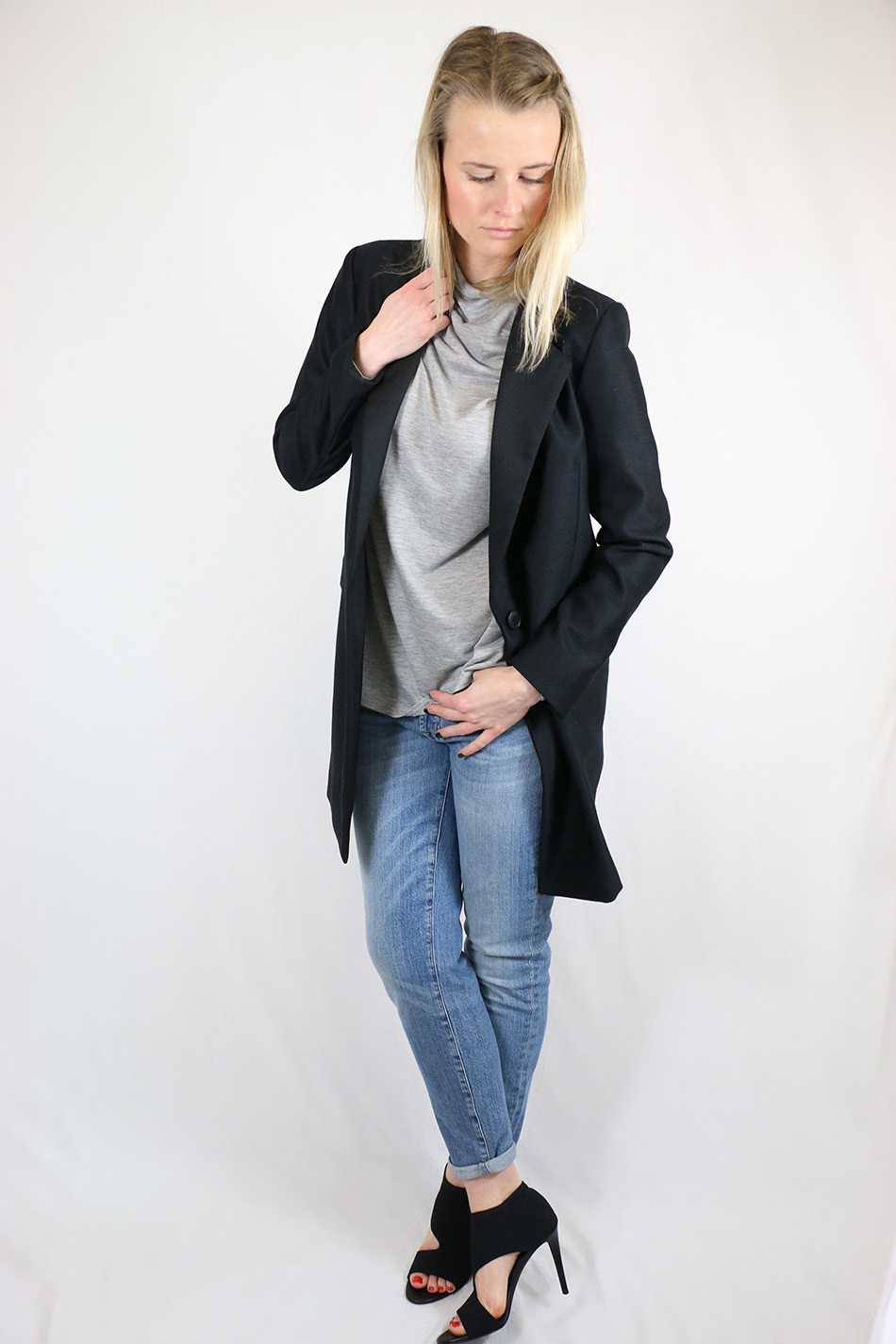 Fringe and Doll BMB Blazer and jeans IMG_1550edit